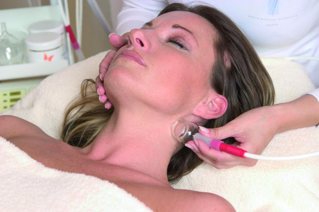 Vacutronic - Saugwellenmassage